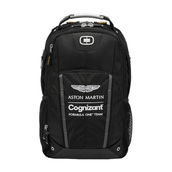 Aston Martin Cognizant F1 x OGIO Axle Laptop Backpack - View 11