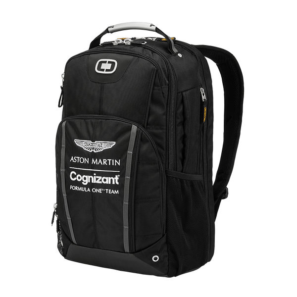 Aston Martin Cognizant F1 x OGIO Axle Laptop Backpack - View 21