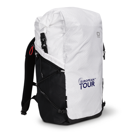 OGIO X European Tour Limited Edition Fuse Roll Top Backpack 25