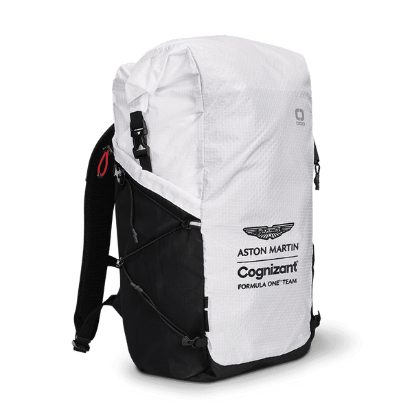 Aston Martin Cognizant F1 X OGIO FUSE ROLL TOP BACKPACK 25 - View 1