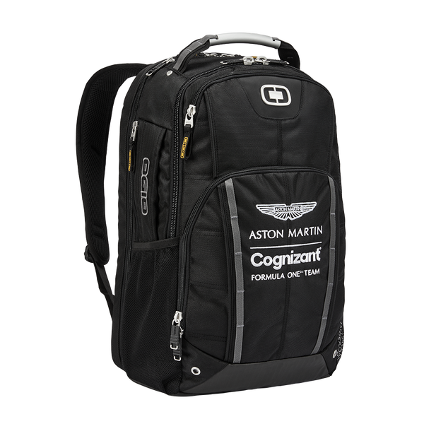 Aston Martin Cognizant F1 x OGIO Axle Laptop Backpack - View 1