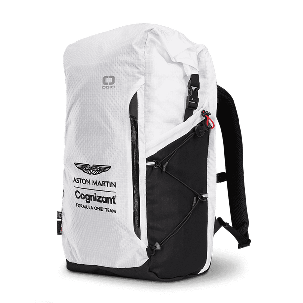 Aston Martin Cognizant F1 X OGIO FUSE ROLL TOP BACKPACK 25 - View 21