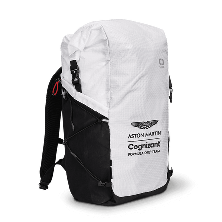 Aston Martin Cognizant F1 X OGIO FUSE ROLL TOP BACKPACK 25