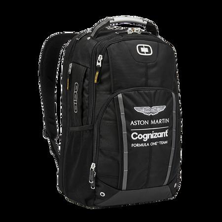 Aston Martin Cognizant F1 x OGIO Axle Laptop Backpack